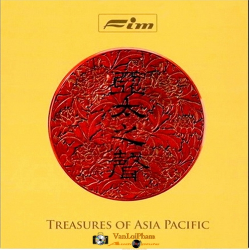 Treasures of Asia Pacific
