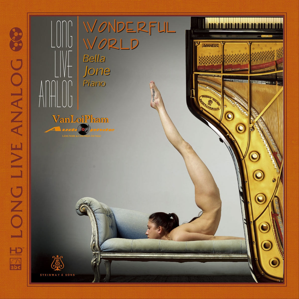 Bella Jones - Long Live Analog - Piano