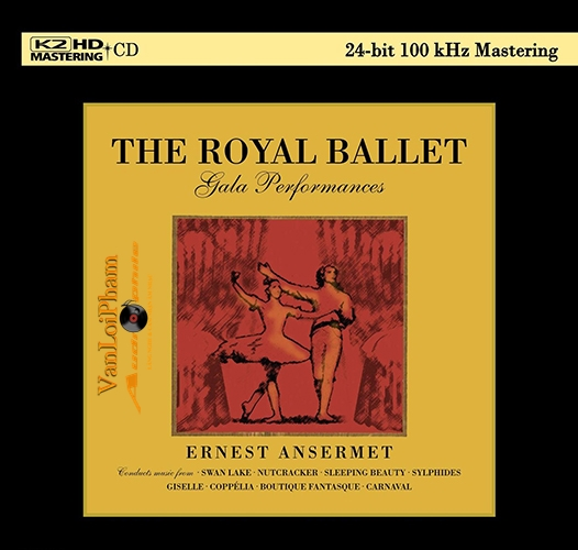 The Royal ballet Gala Performances CD2