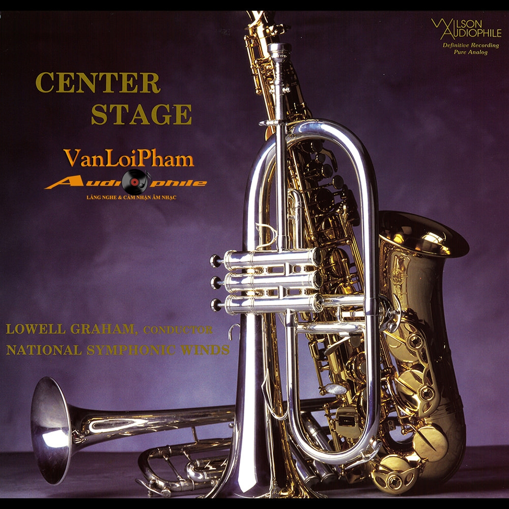 Center Stage by Lowell Graham