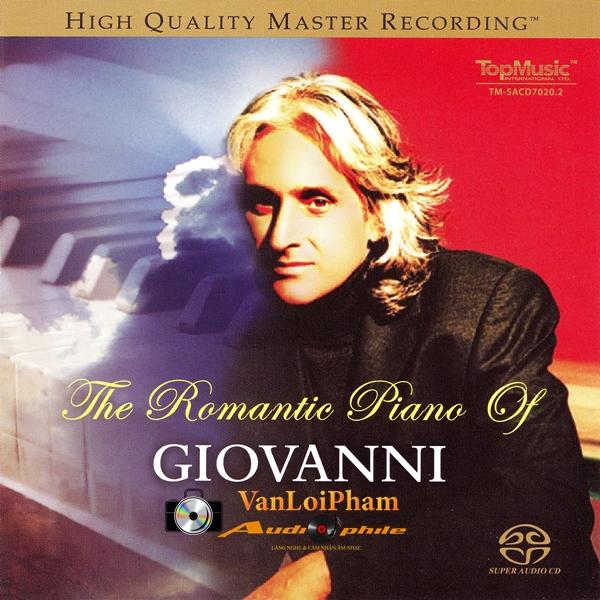 Giovanni Marradi - The Romantic Piano Of Giovanni