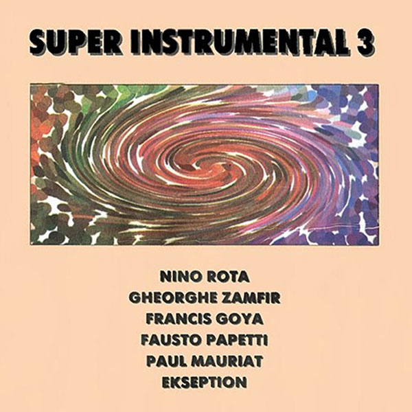 Super Instrumental Vol. 3 - (1994)