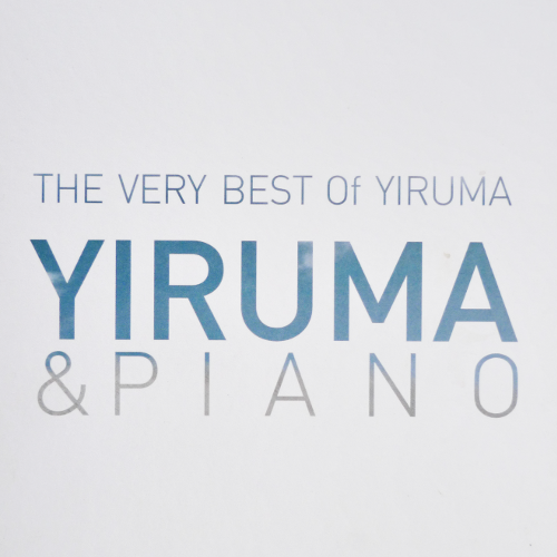 The Very Best Of Yiruma CD3 - Yiruma & Piano (2011)