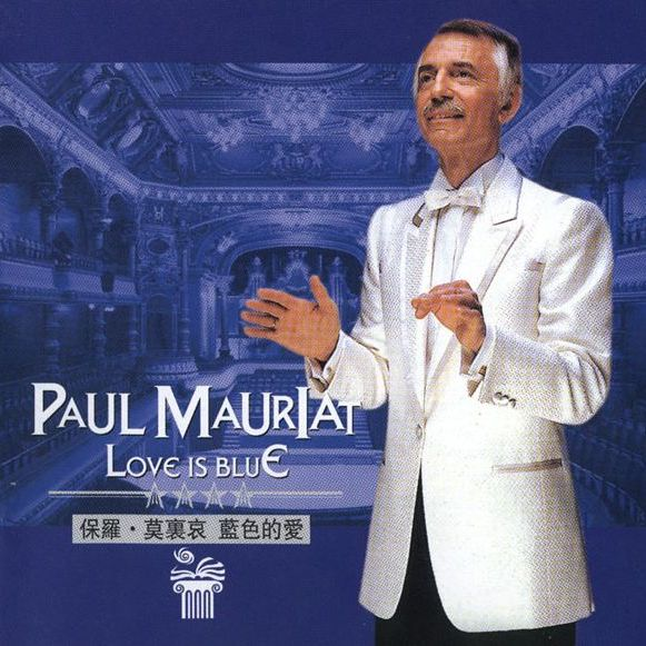 Paul Mauriat - Love Is Blue CD01