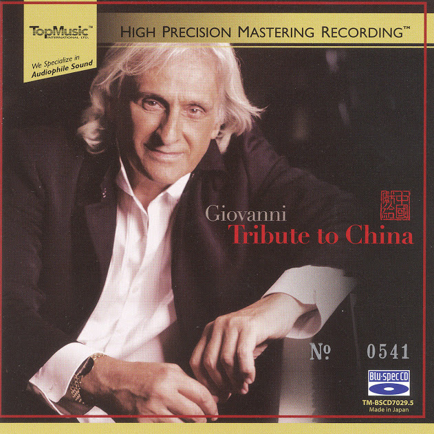 Giovanni - Tribute to China