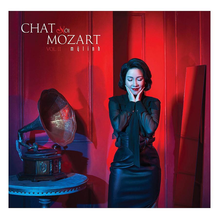 Album Mỹ Linh - Chat Với Mozart II