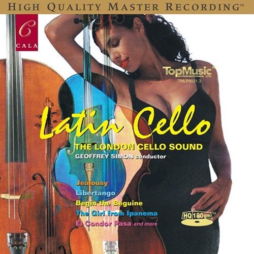 Latin Cello - The London Cello Sound